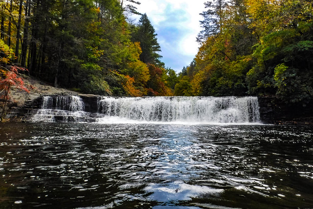 Cascade Lake and Hooker Falls-20