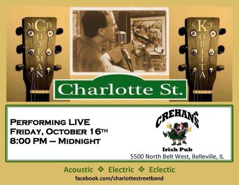 Charlotte Street 10-16-15