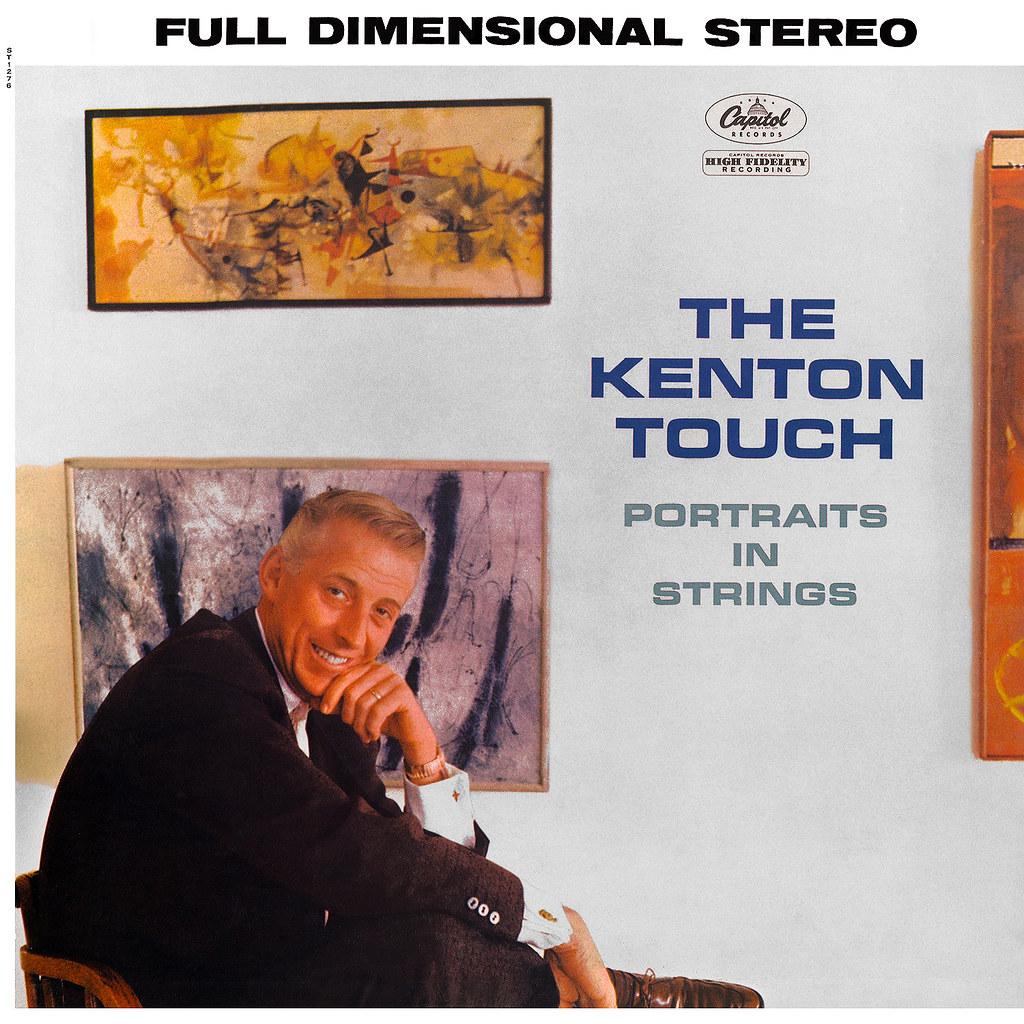 Stan Kenton - Portraits in Strings