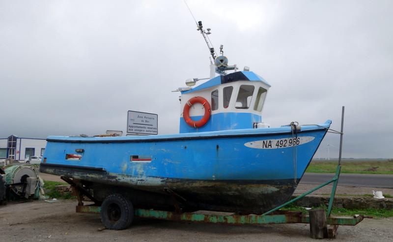 Le Port du Bec, dit Port Chinois