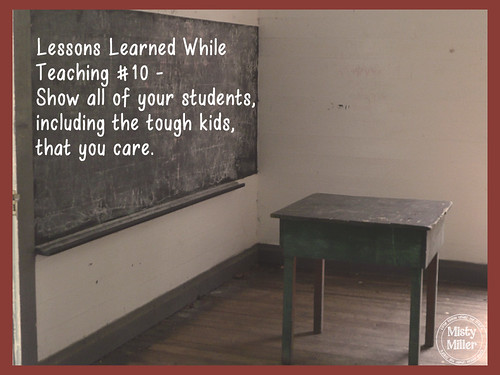 10 Lessons I Learned While Teaching