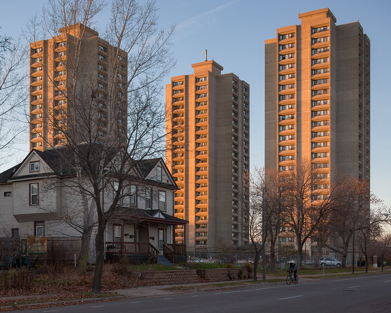 House, Charles Horn Towers