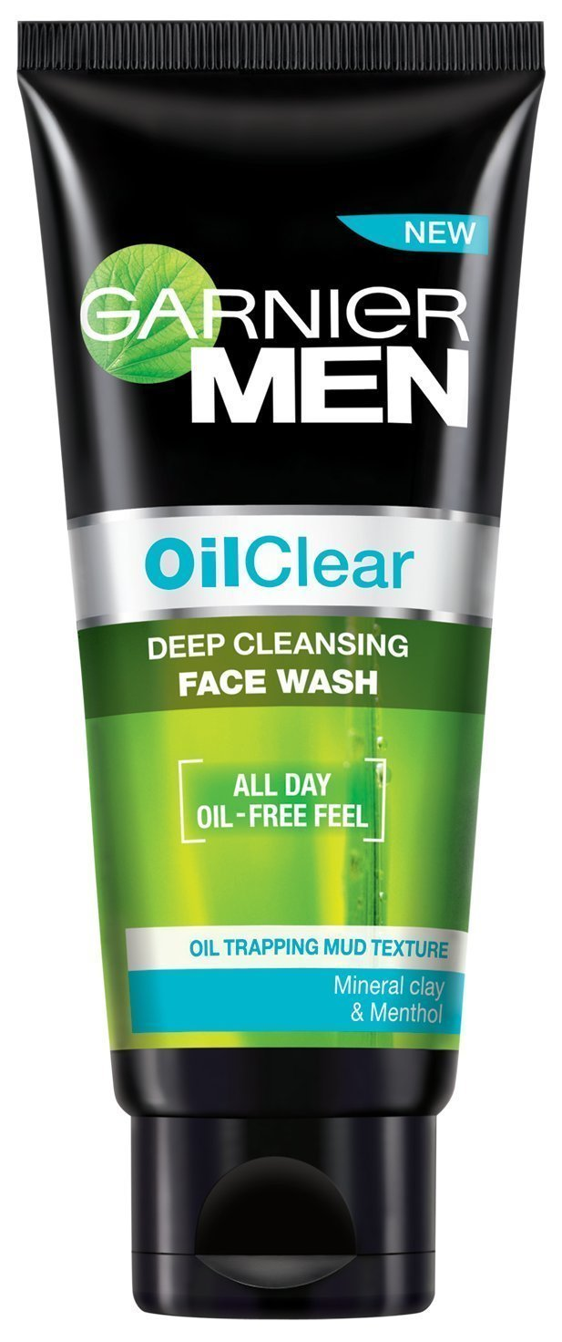 Best Face Wash For Men In India - Garnier Men Oil Clear Face Wash