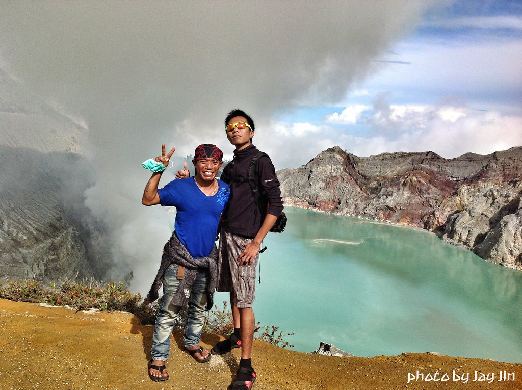 Crater Ijen