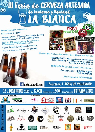 Feria de Coleccionismo de Vinilo / La Blanca