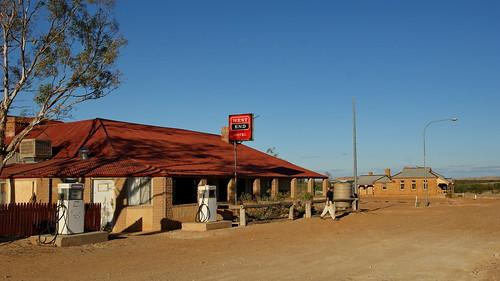 The Milparinka Pub-Corner Country, NSW