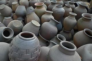 Ilocos Sur - Pagburnayan pottery