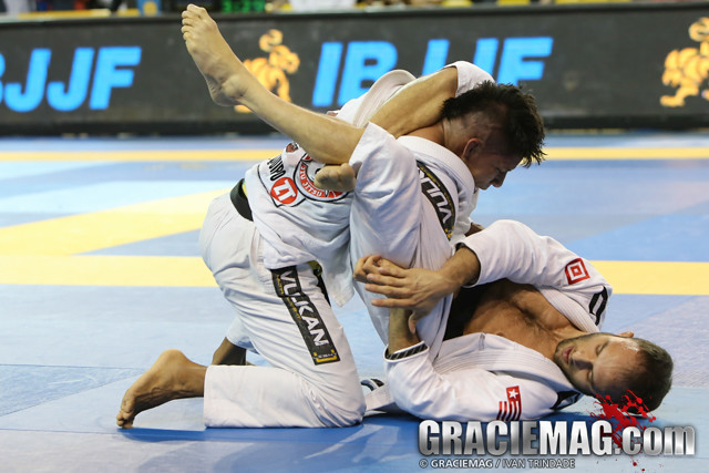 2015 Irvine Open - Black Belt Weight Classes