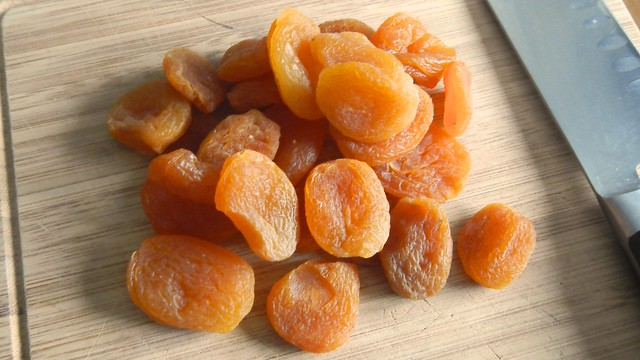 Apricot Oatmeal Loaf 1
