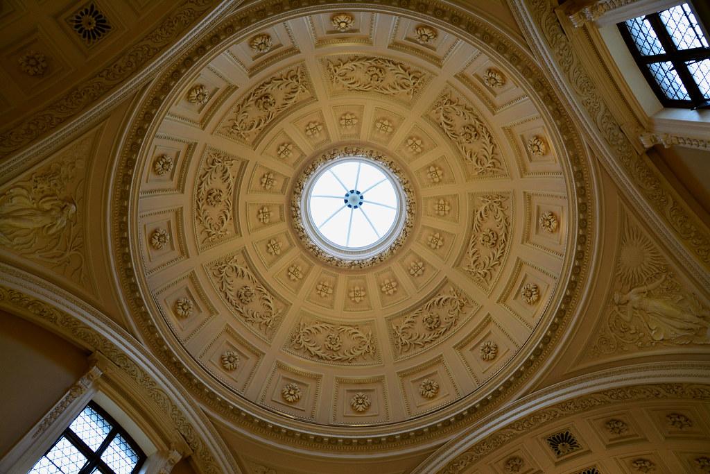 Roman baths interior