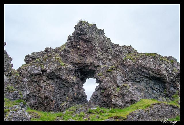 Roca Gatklettur
