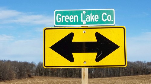 Green Lake County Line