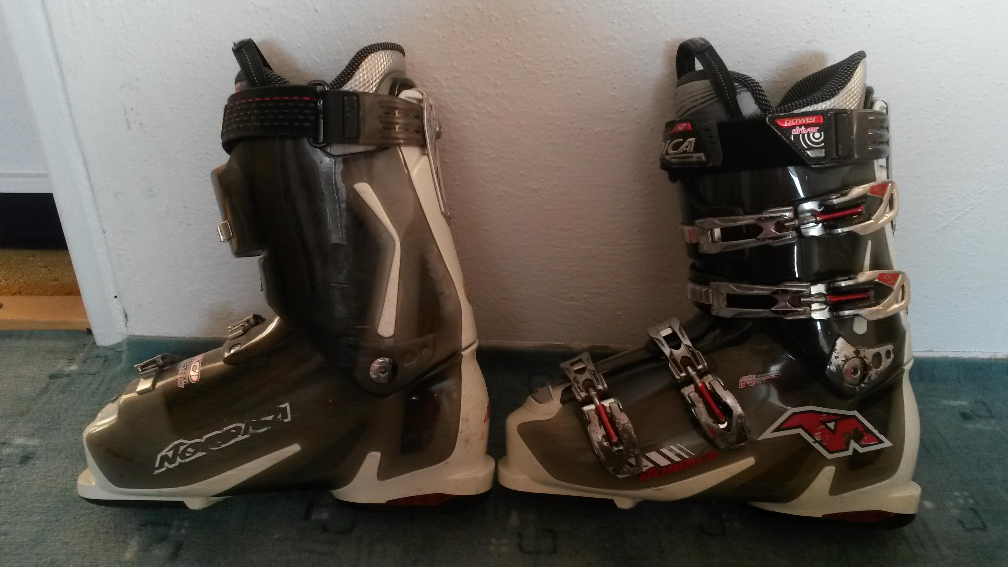 Lyžařské boty Nordica Speedmachine 10 - Bazar - SNOW.CZ 4b77553f3c