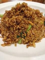 叉焼炒飯 fried rice