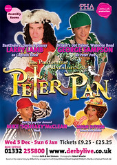 The Pantomime Adventure of Peter Pan