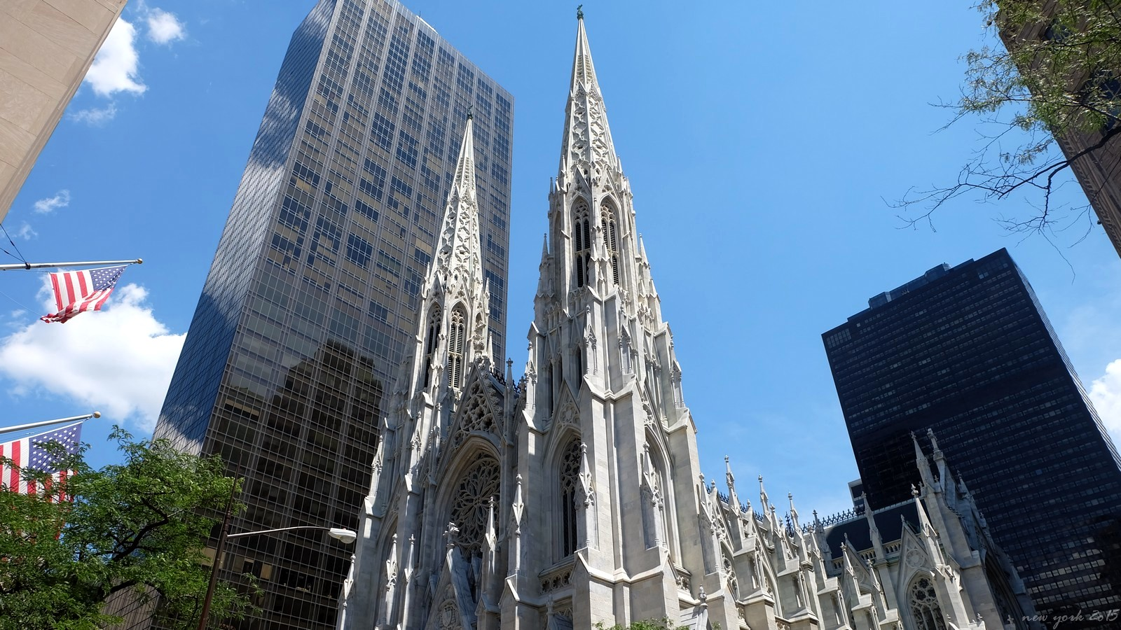 St. Patrick Cathedral, New York City, USA