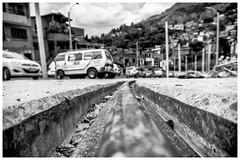 Riel Tranvia de Ayacucho
