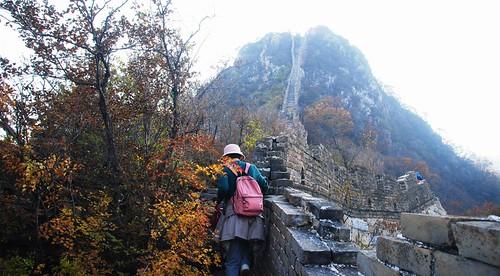 36 La gran Muralla en Pekin (15)