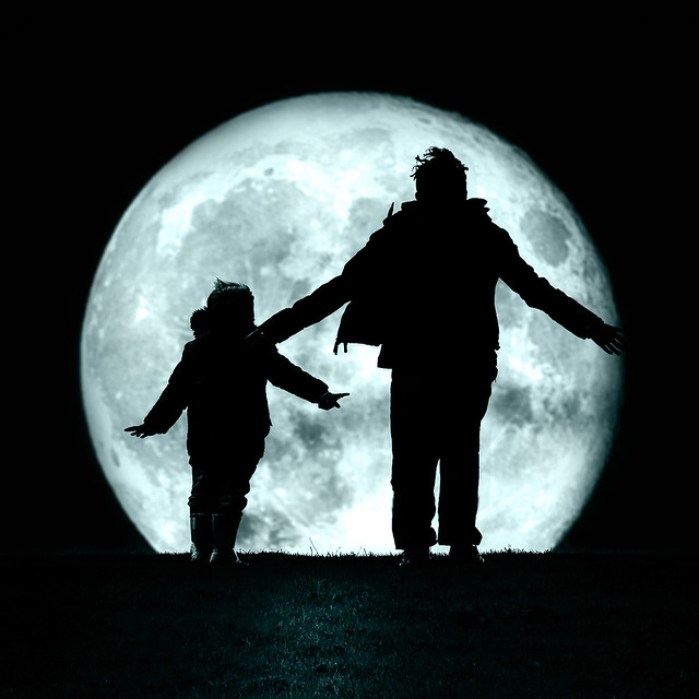 Loving The Moon