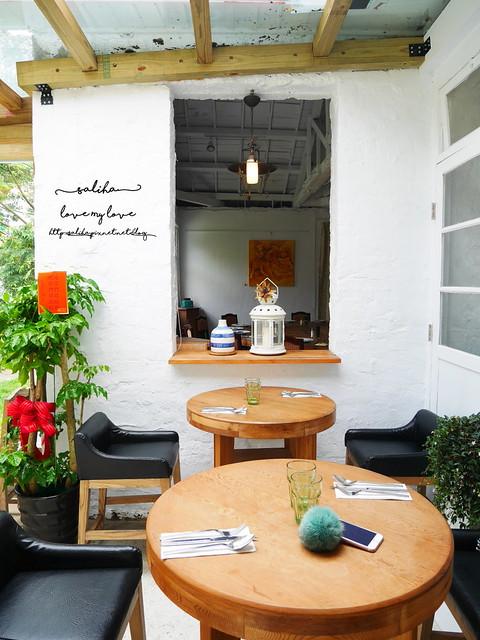 陽明山美軍宿舍不限時餐廳推薦白房子Yang Ming Cafe (1)