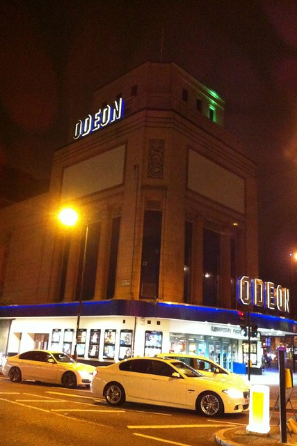 Holloway Road Odeon, Apple iPhone 4, iPhone 4 back camera 3.85mm f/2.8