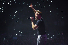 Olly Murs at Free Radio Live 2016