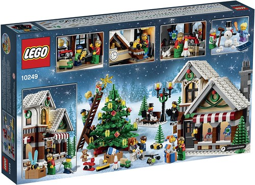 LEGO Creator Winter Toy Shop (10249)