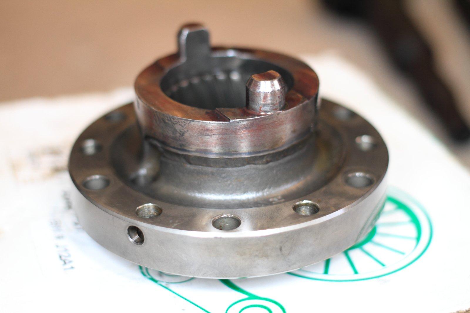 bmw s54 vanos oil pump