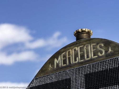 2015 Montlhéry Vintage Revival: Mercedes GP