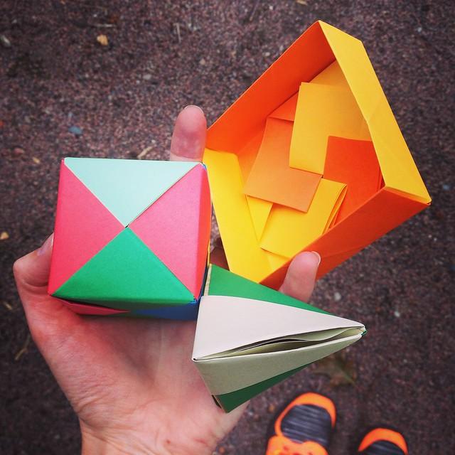 origami, helsingborg
