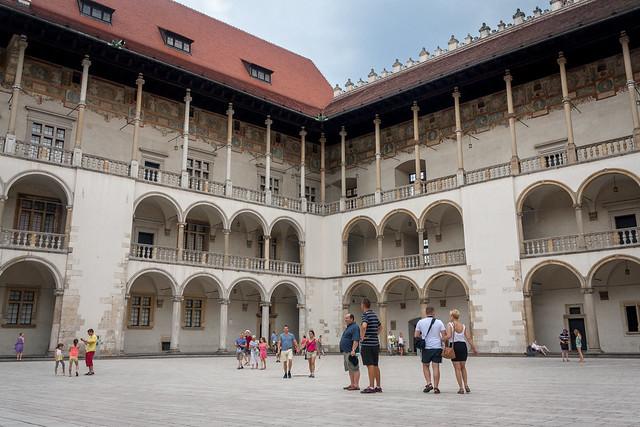 Wawel Castle, Kraków