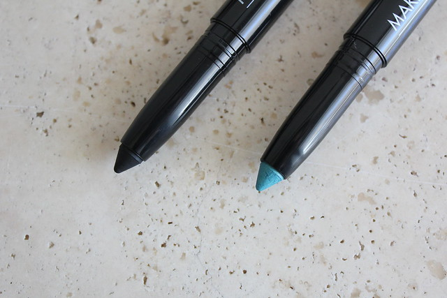 Make Up For Ever summer 2015 Aqua Matic review and swatches