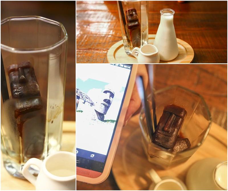 摩艾咖啡冰磚