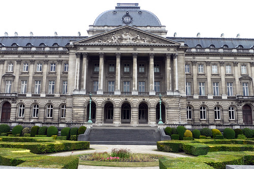 The Royal Palace Brussels
