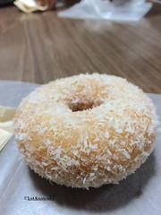 kamo donut coconut cake