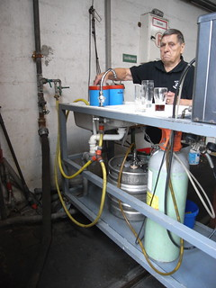 Beer plumbing, Feldbahnmuseum