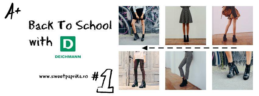 Back To School with Deichmann