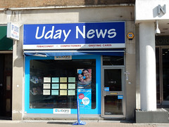 Picture of Uday News, 8 Norfolk House, Wellesley Road