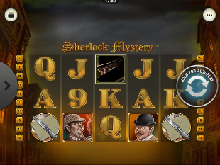 Sharlock Mystery Mobile slot game online review