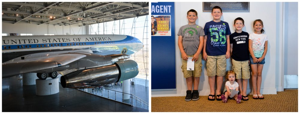 air force one and kids