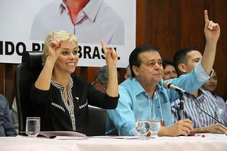 15º encontro regional do PTB Goiás