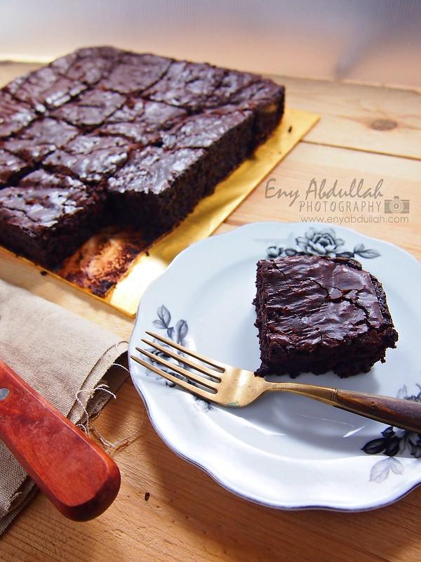 Resepi Kek Brownies Kukus Sukatan Cawan