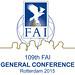Logo FAI General Conference