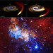 Milky Way's Black Hole Shows Signs of Increased Chatter by NASA's Marshall Space Flight Center