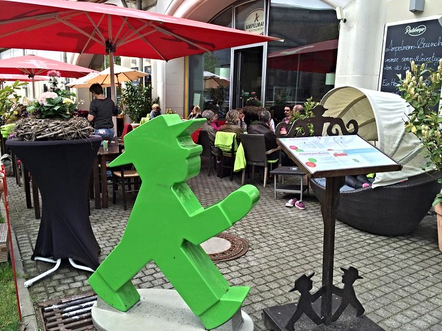 ampelmann cafe
