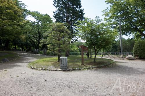 Morioka Castle - Sannomaru