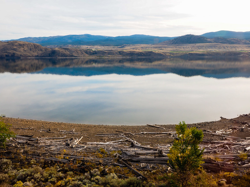 Kamloops Lake, British Columbia