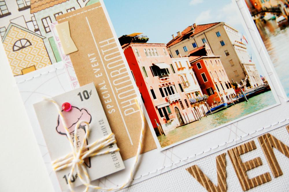 Venezia - 2 pages layout