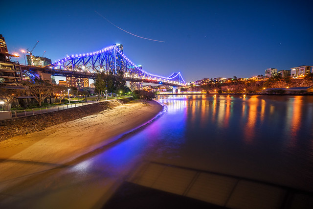 Story Bridge - Brisbane