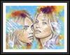 Delevingne & Moss - Pastel